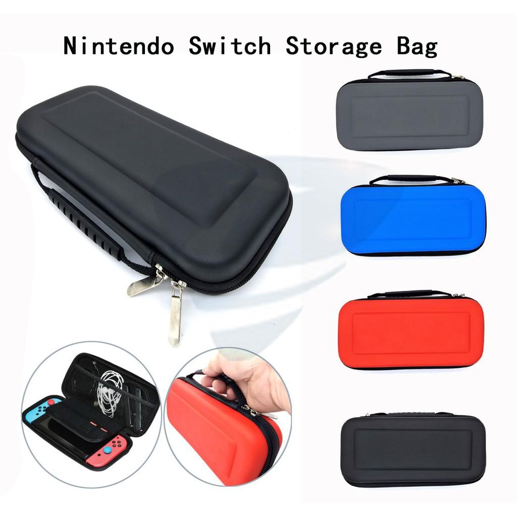 便攜式 硬殼 保護套, Nintendo Switch NS 攜帶收納袋 任天堂 保護包 手提包 整理包 支架包 防摔