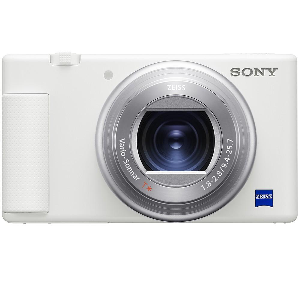 Sony Digital Camera ZV-1 索尼公司貨 DSC-ZV1 晨曦白 全新上市