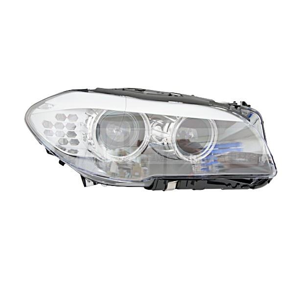 K.A.M. BMW F10 F11 10 11 12 13 前期 原廠型 HID 魚眼光圈 大燈 無轉向