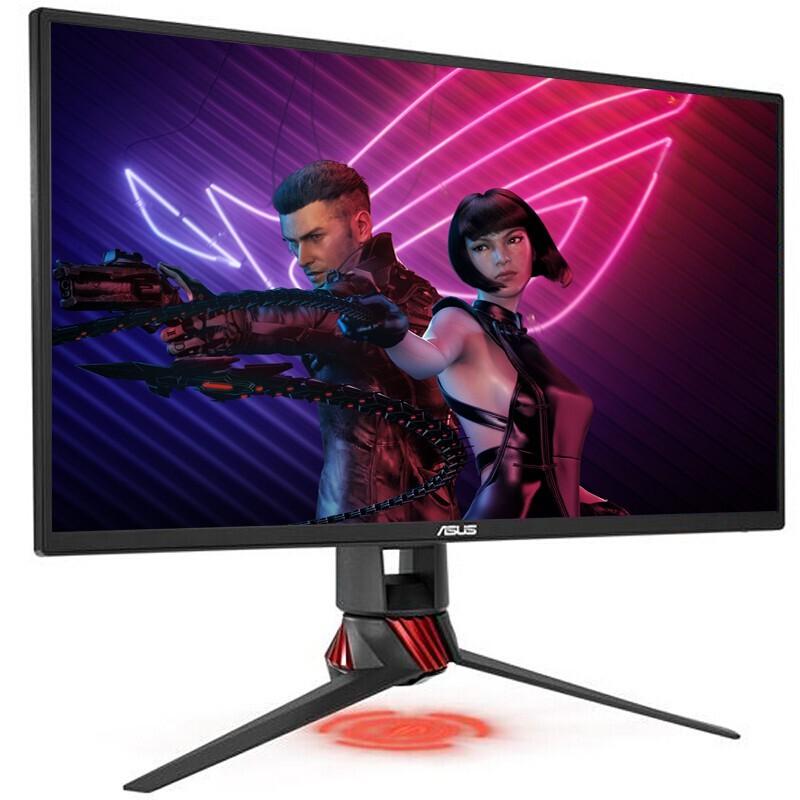 ROG玩家國度XG258Q/PG258Q 25英寸240hz電競游戲顯示器臺式電腦主機屏幕外接全新顯示屏華碩