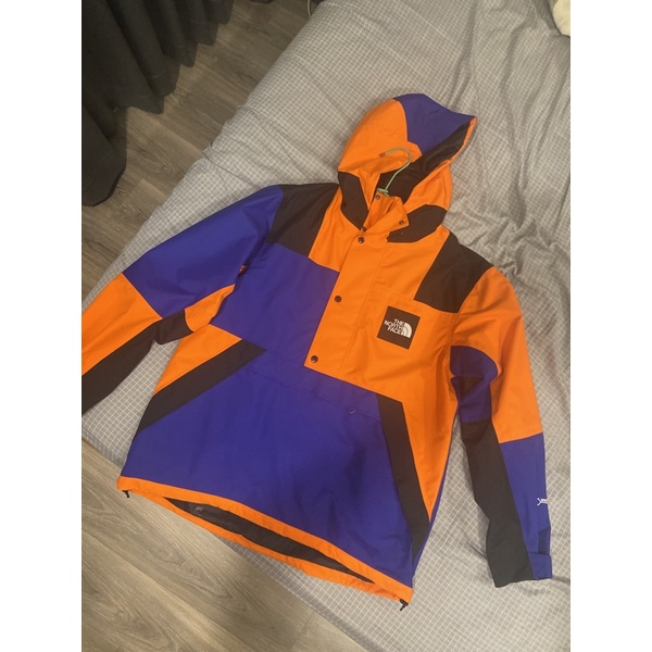 The North Face北臉RAGE GTX Shell Pullover防水連帽上衣 日本版