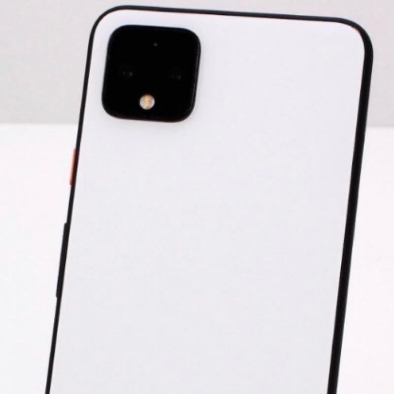 】谷歌 Google Pixel 4 XL 6G/128G 6.3吋 白 原生安卓 無線充電 臉部解鎖