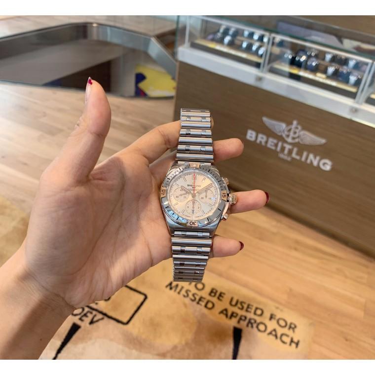 Breitling Chronomart手表 現貨+實拍
