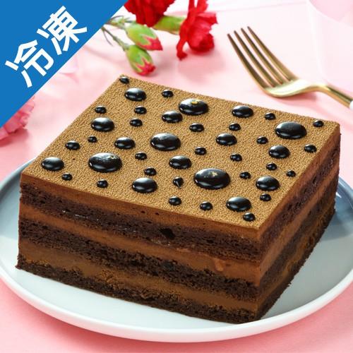 瑞士頂級巧克力蛋糕6吋/個【愛買冷凍】