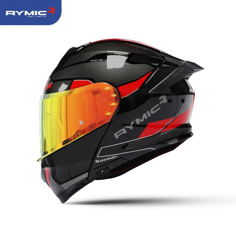 全罩式安全帽 可樂帽 RYMIC R935 可拆洗 耳機槽 安全帽 雙鏡片