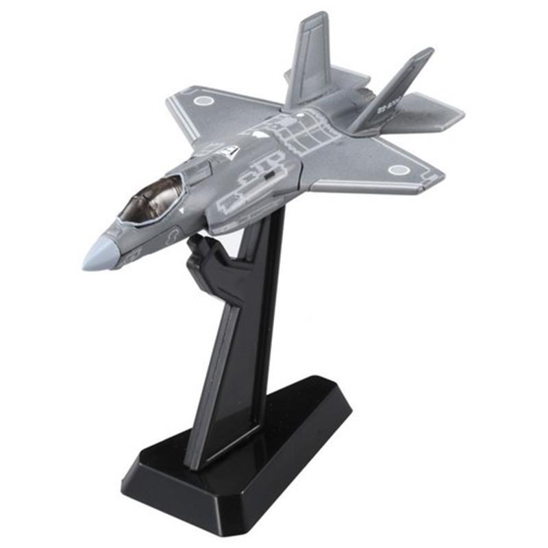 【TOMICA】航空自衛隊F-35 TP028 (TM10897) 4904810108979 北大玩具 【童書繪本】