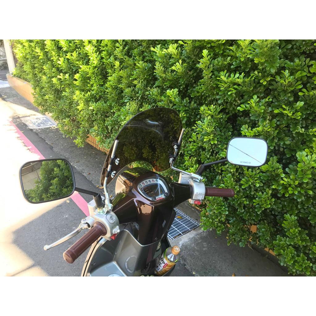 【箱架屋】 光陽 MANY 125  NEW MANY 110 125 機車風鏡 風鏡 風鏡組
