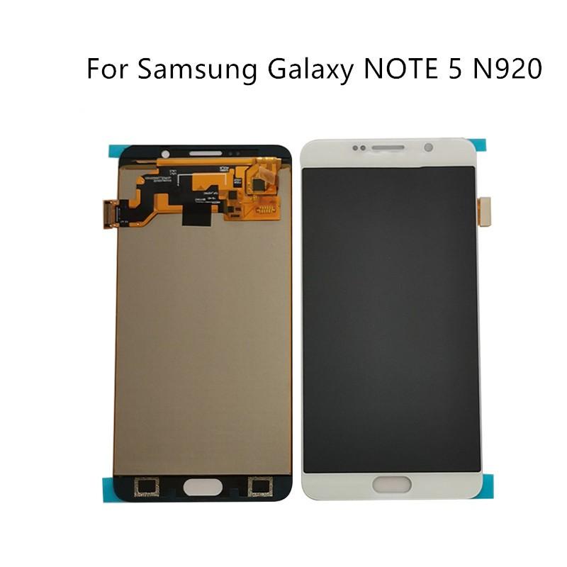 適用于 三星 Galaxy NOTE 5 N920 TFT 可調液晶屏幕顯示總成