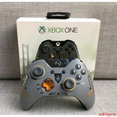 限量版Xbox one 手柄使命召喚電腦pc無線有線套裝接收器Xbox 360無線手把 手柄 原廠 代理