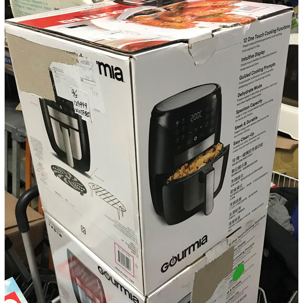 Gourmia 數位氣炸鍋 (GAF698TW)-照片就是出售物件↖口盃暢貨社