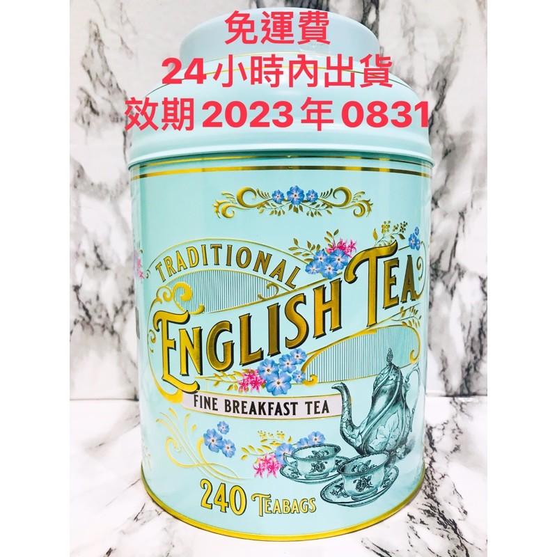 免運費 早餐茶 茶包 好市多 ENGLISH TEAS 錫蘭紅茶 FINE TRADITIONAL BREAKFAST