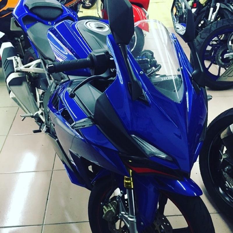 【天美重車 新車 〗本田 HONDA CBR250RR ABS 藍色 高雄重機辦理全額貸 3500元即可圓夢