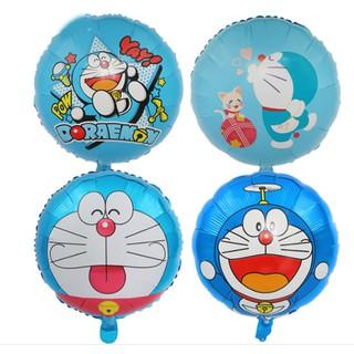 米逗寶🎈現貨24H內出貨🎈卡通哆啦A夢機器貓氣球生日派對裝飾氣球 基隆市