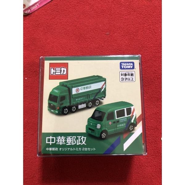 Tomica 多美 中華郵政車