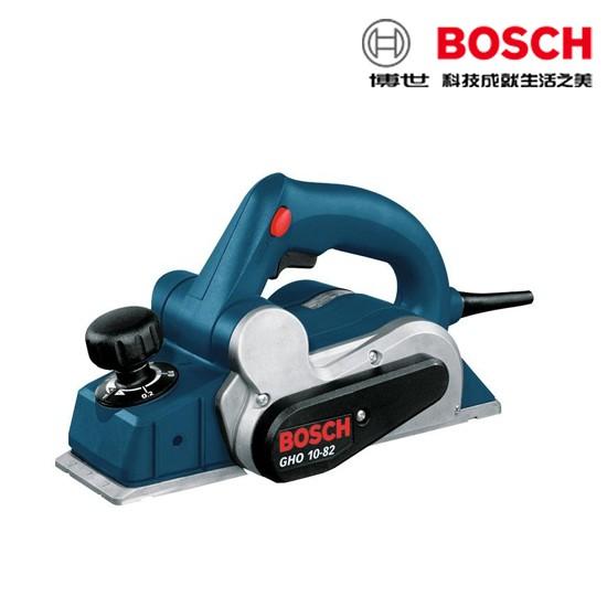 BOSCH博世 專業型電刨刀 GHO10-82 木工電刨 GHO6500 刨刀機 電動刨刀 手推平刨 刨床