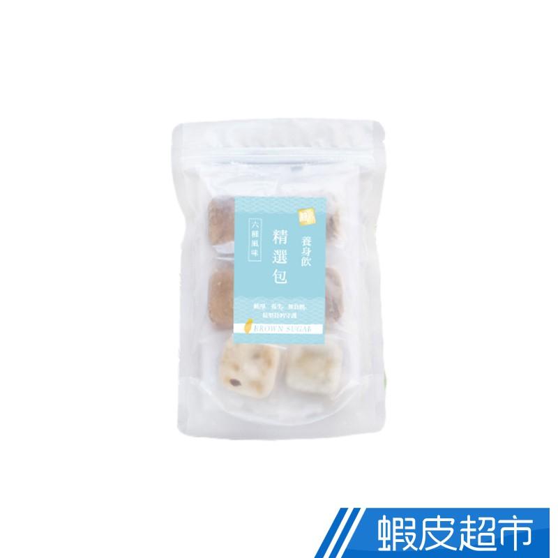 糖鼎 黑糖精選包 六種口味 180g/袋 蝦皮直送 現貨