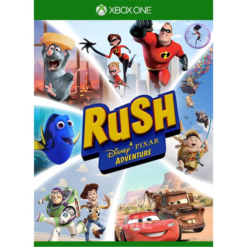 [正版序號] XBOX ONE 皮克斯大冒險  迪士尼大冒險 中文版 Kinect 體感 遊戲