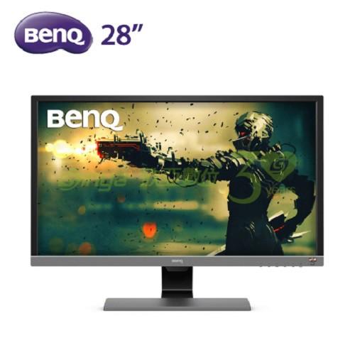 【28型】BenQ EL2870U 4K HDR光智慧舒視屏護眼螢幕(3840*2160/1ms/Free Sync