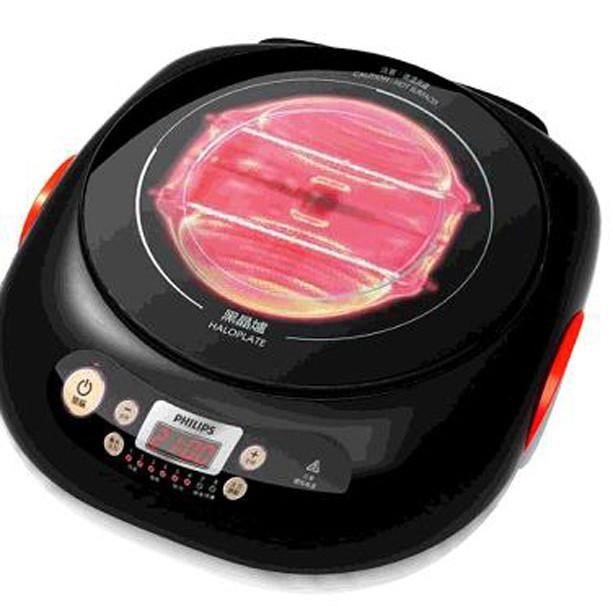飛利浦黑晶爐 (HD4943) W100505