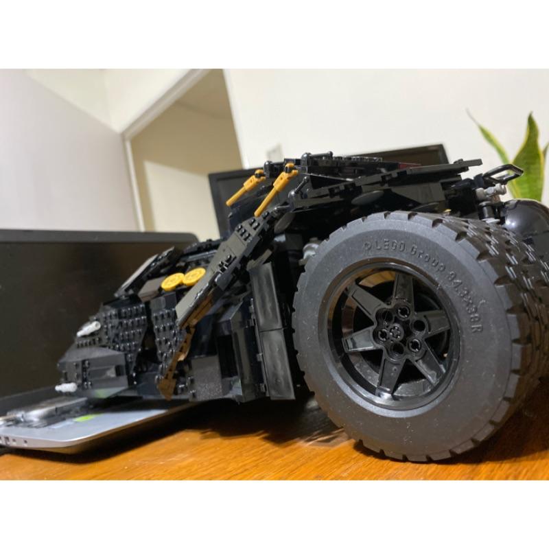 {Toy Reach}LEGO/76023/2014出版/限量收藏版/ 黑暗騎士蝙蝠戰車/附立牌(沒人偶)有盒有書。