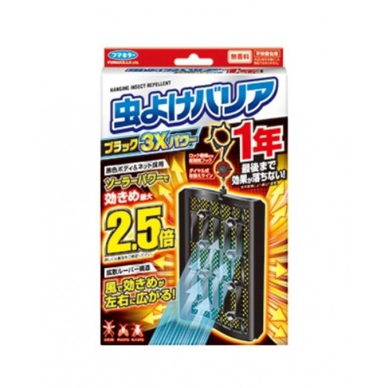 【日本 Furakira 】超強2.5倍 366日防蚊掛片 1入