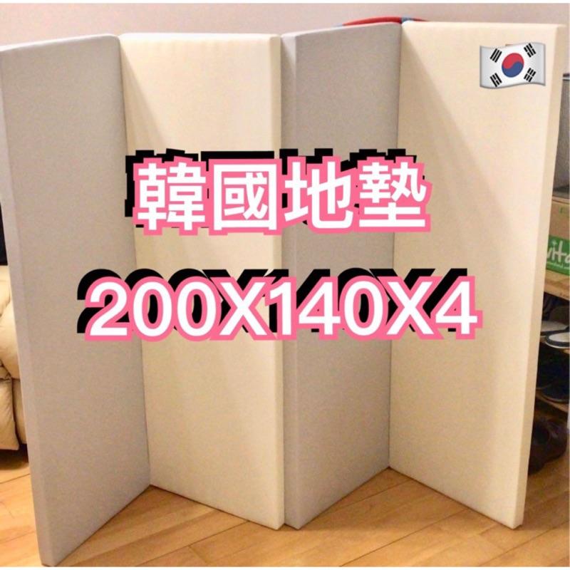🔥我家現貨立即出🔺韓國摺疊地墊/爬行墊/遊戲墊圍欄巧拼城堡Alzip playon parklon Caraz