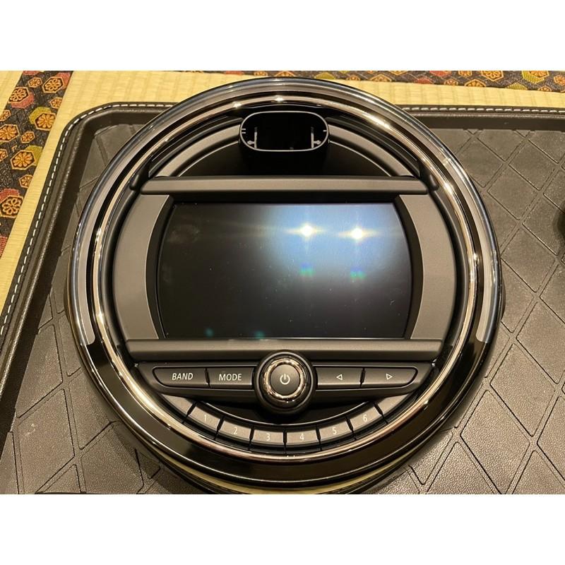 原廠 Mini Cooper 18/19 年式小螢幕+主機