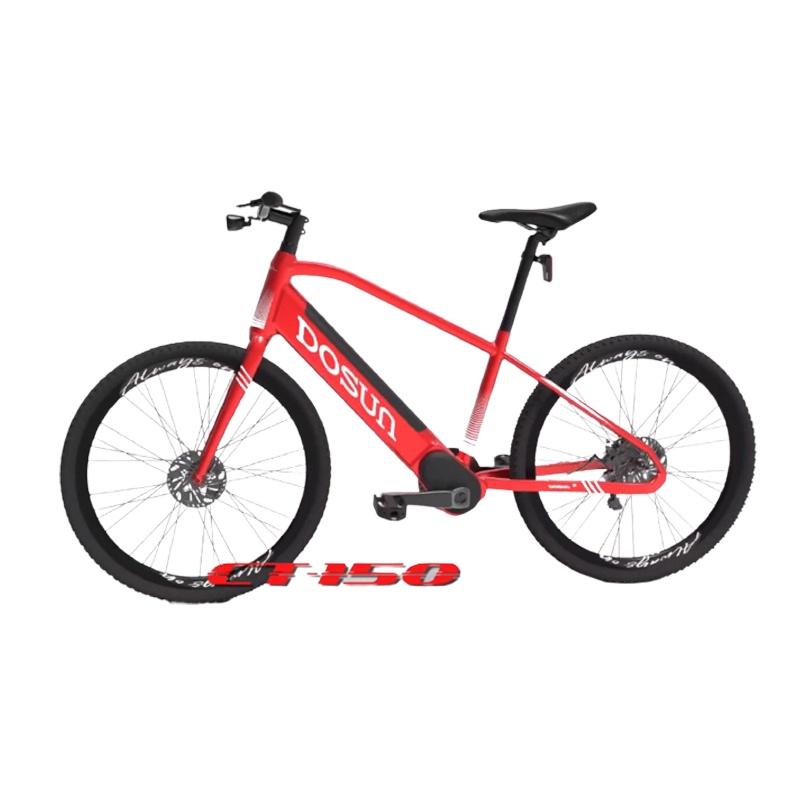 DOSUN eBike 首台電動輔助自行車 CT150 電輔車 續航150公里【飛輪單車】
