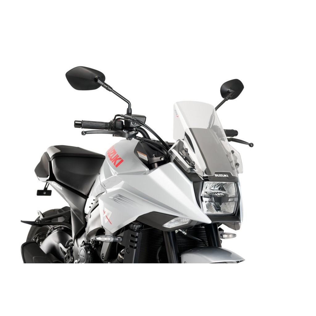 【93 MOTO】 PUIG SUZUKI KATANA 19-20 TOURING SCREEN 風鏡 / 擋風鏡