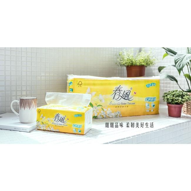 春風 抽取式衛生紙 110抽* 72包 居家用品 消耗品 衛生紙