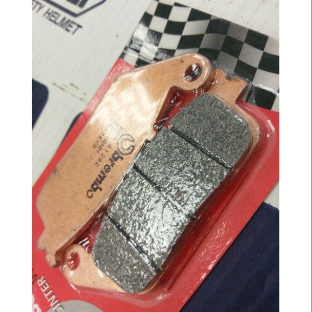 BREMBO部品 陶瓷纖維煞車皮 來令片 勁戰三代 四代 五代勁戰 BWSR SMAX  前殺車皮 原廠車卡鉗用
