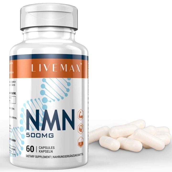 美國🔥NMN每顆500mg 煙酰胺單核苷酸NAD+補充劑✨60顆