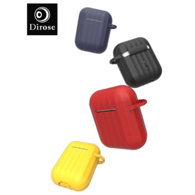 Dirose Apple AirPods (一/二代) 矽膠防摔保護套 廠商直送 現貨