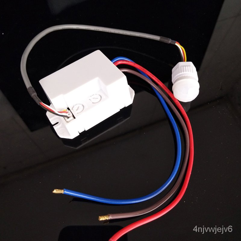※下大殺※ 迷你微型節能紅外線人體感應開關感應器分體式自動智能櫥櫃感應燈