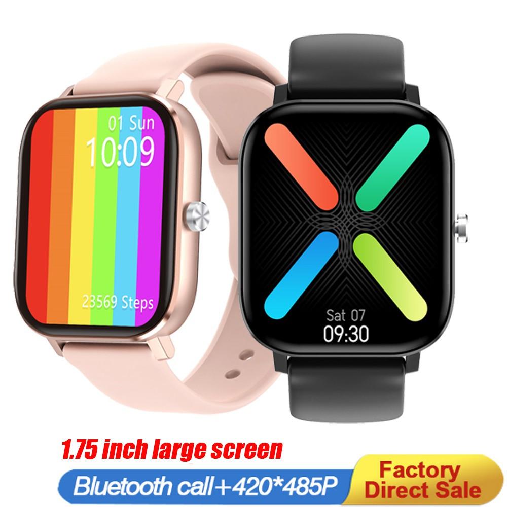 _ Dt36 / P8 Pro Max Smartwatch Ip68 智能手錶 1.78 英寸多運動模式 _