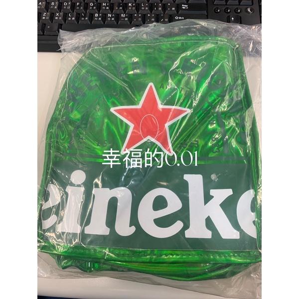 7-11超商 Heineken 海尼根 星潮經典保冷袋 保冰袋 保冷袋 飲料購物袋 保溫袋