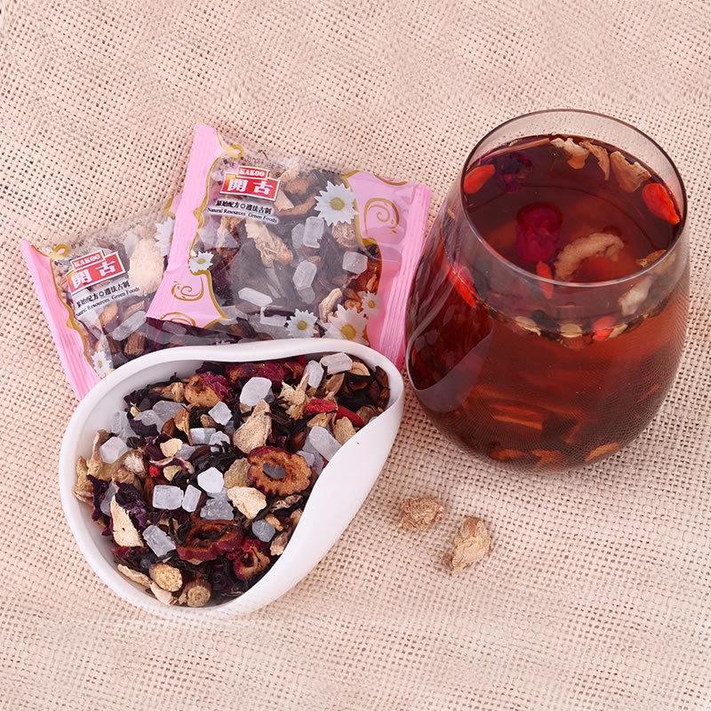 開古八寶暖身參姜茶115g女人暖身調理氣血代用茶紅棗姜茶薑紅茶| 蝦皮購物