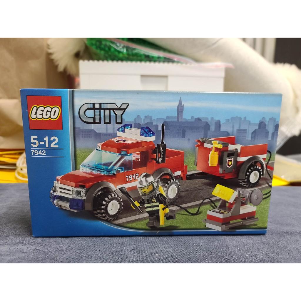 樂高 Lego 7942 全新盒裝