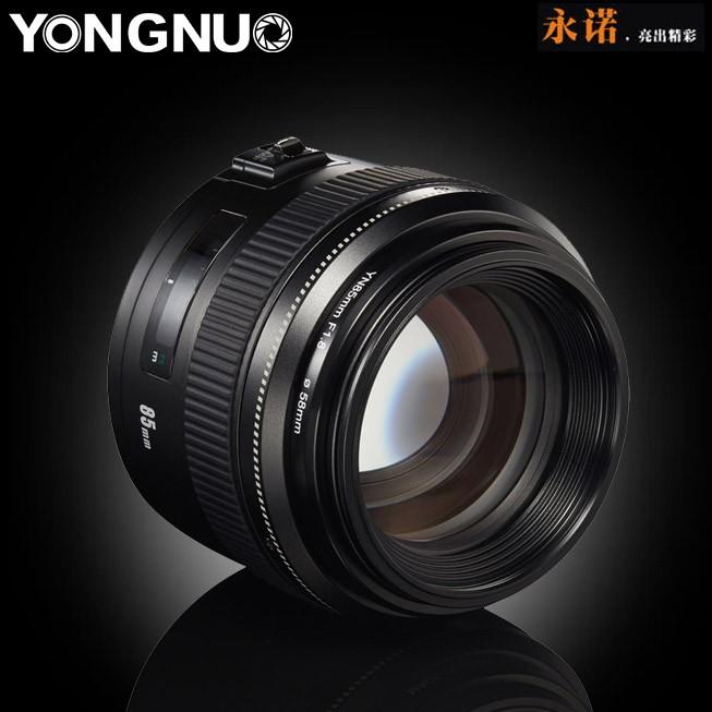 [現貨] YN85mm F1.8 Canon用 自動對焦 定焦鏡頭 EF 85mm f/1.8 YN 85mm 85
