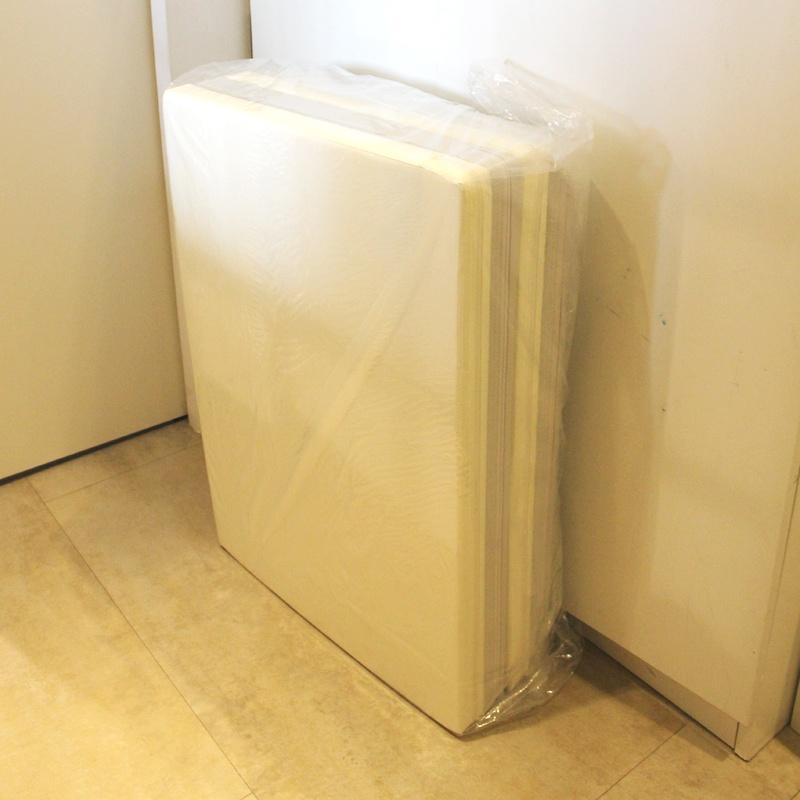 Caraz Milk Secret 200x70x4cm 全新韓國無毒寶寶折疊墊遊戲地墊防摔墊安全地墊爬行墊四摺兒童地墊