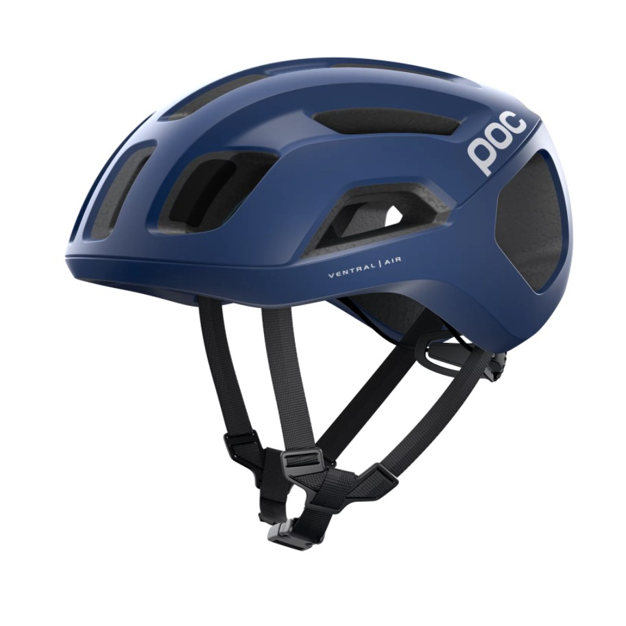 POC Ventral Air Spin 安全帽 消光藍