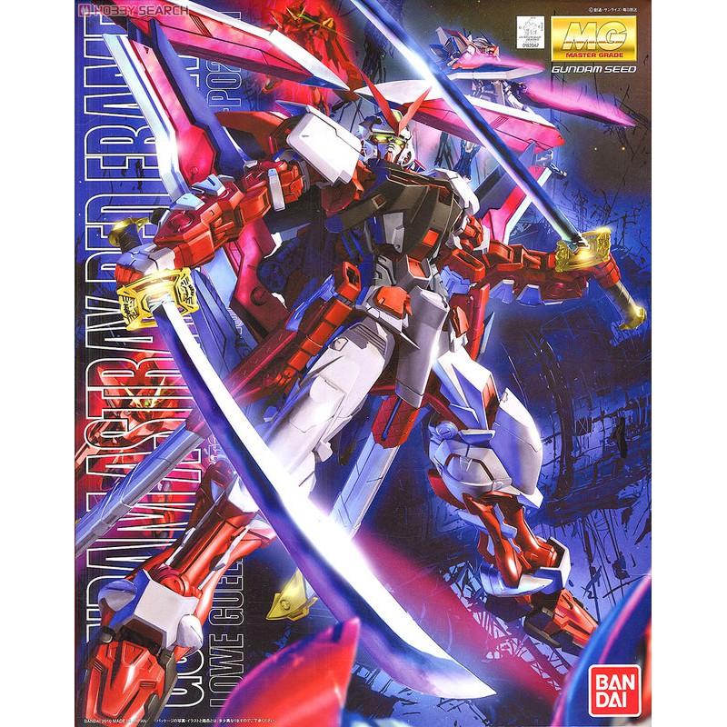 【模神】BANDAI 鋼彈 MG 1/100 GUNDAM ASTRAY RED FRAME 巨劍紅色異端 紅異端鋼彈
