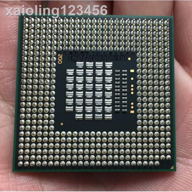 ✤❆DDD Intel Core2 Duo T9400 T9550 T9600 筆記本CPU原裝版GM/PM45