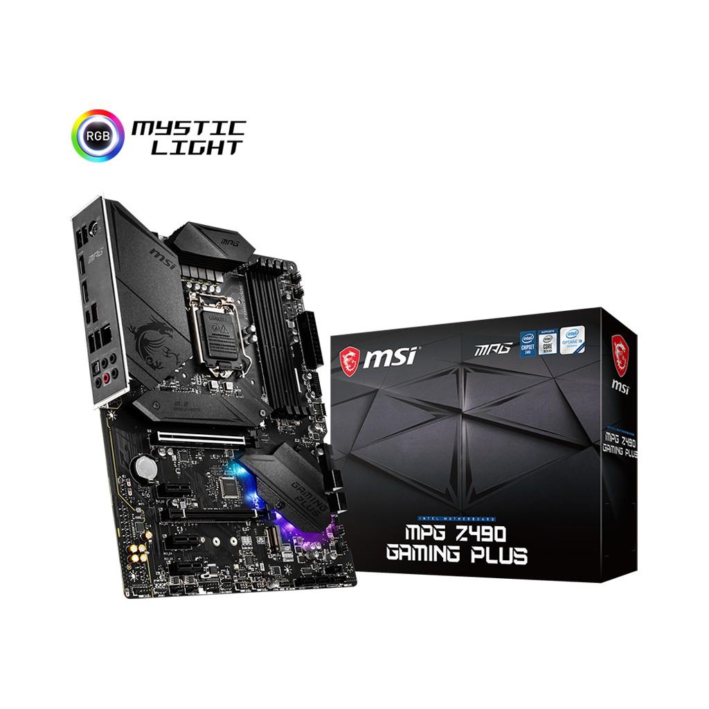 [人人有電腦] 售Z490主機板 Z490A-PRO MPG Z490 GAMING PLUS