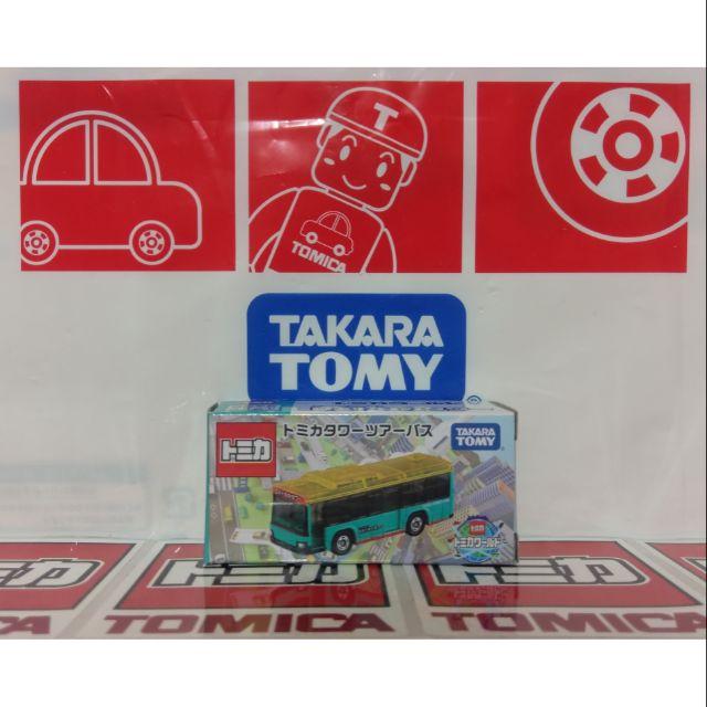 TOMICA 非賣品 晴空塔觀光巴士 旅遊巴士