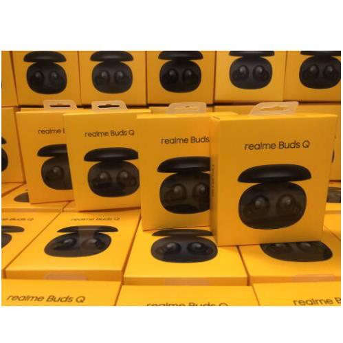 【全新】realme Buds Q 真無線藍牙耳機 黑色/白色 藍芽耳機 公司貨 藍牙 耳機