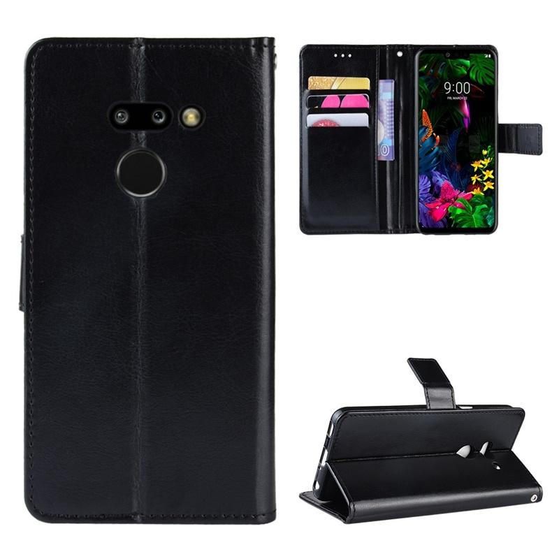 翻蓋皮套LG G8 G8S G8X ThinQ錢包手機套保護殼