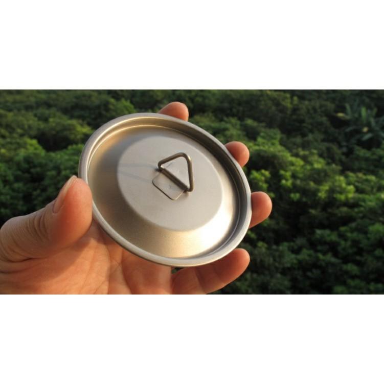 純鈦杯蓋 適用 SNOW PEAK 450ml 單層 雙層 鈦杯