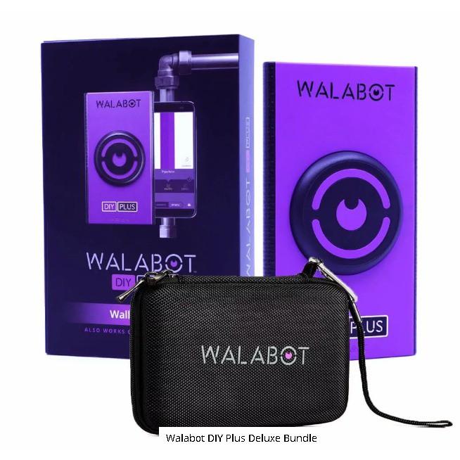 Walabot DIY Plus Deluxe加強版/保護套組【Fufilo美國代購】*請先詢價,價格會上下變動
