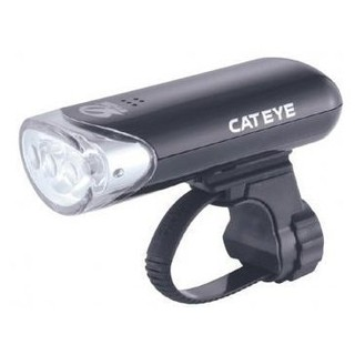 新品 公司貨 日本貓眼 CATEYE HL-EL135 三段式3顆LED自行車前燈/ 車燈/ 頭燈 增加50%亮度 黑色 新北市